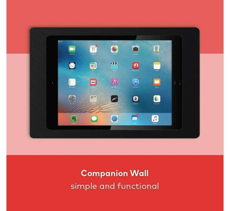 Companion Wall iPad 10.2/10.5 , Wit