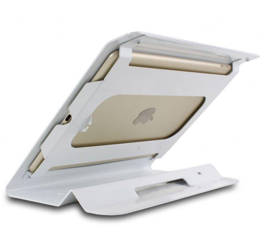 Armourdog® secure tablet POS kiosk voor iPad 10.2 - Wit