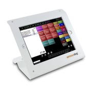 Armourdog® secure tablet POS kiosk voor iPad 10.2 - Wit