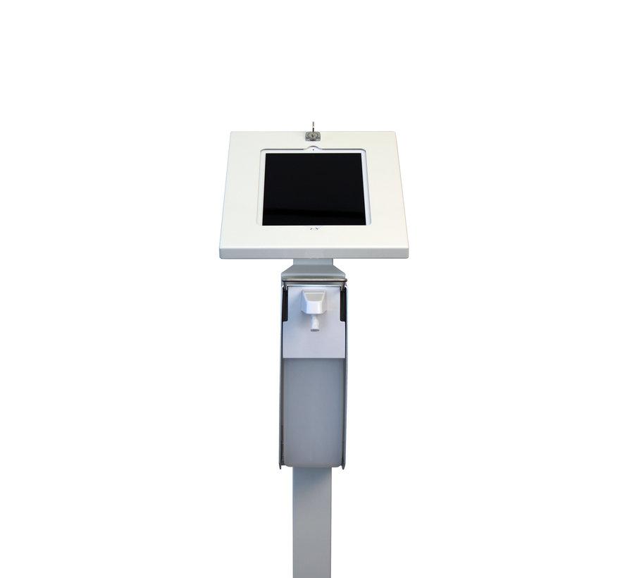 Montagebeugel voor XL-T tabletstandaard inclusief dispenser