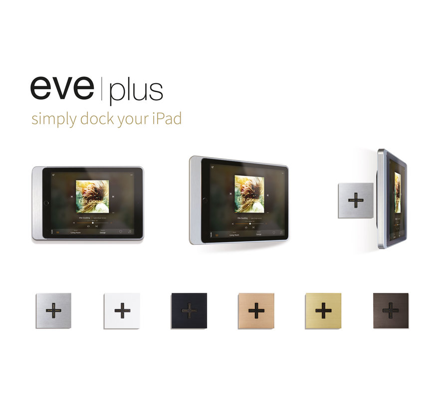 Eve Plus - sleeve iPad 10.2""