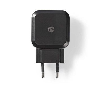 Universele USB-C tablet lader, 3 A, Zwart