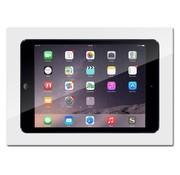 SimpliDock iPad Mini 4/5  inbouw wandhouder  - WIT