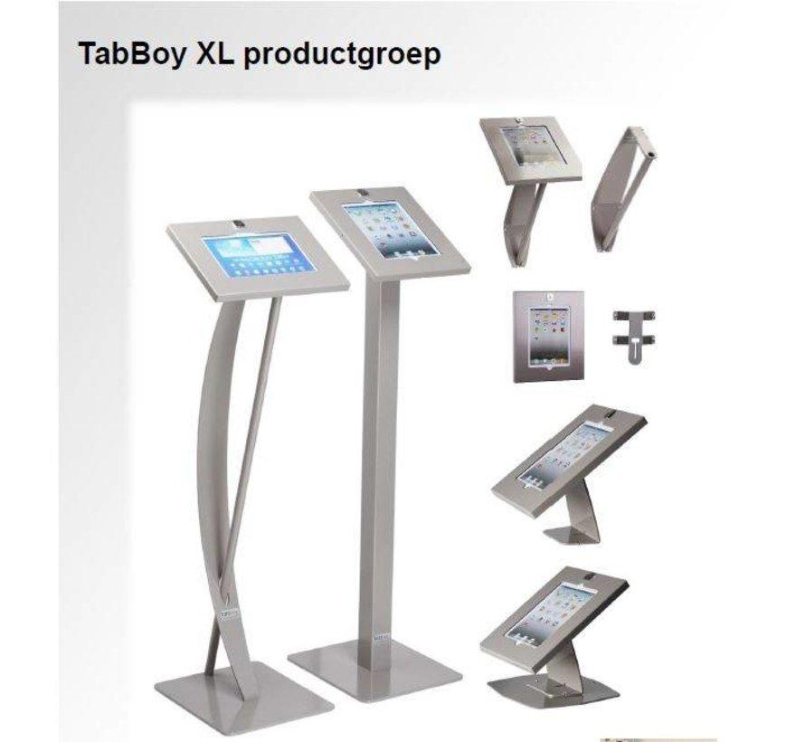 """XL iPad Air 4 2020 (10.9"""") houder met anti-diefstal beveiliging, diverse montage opties"""