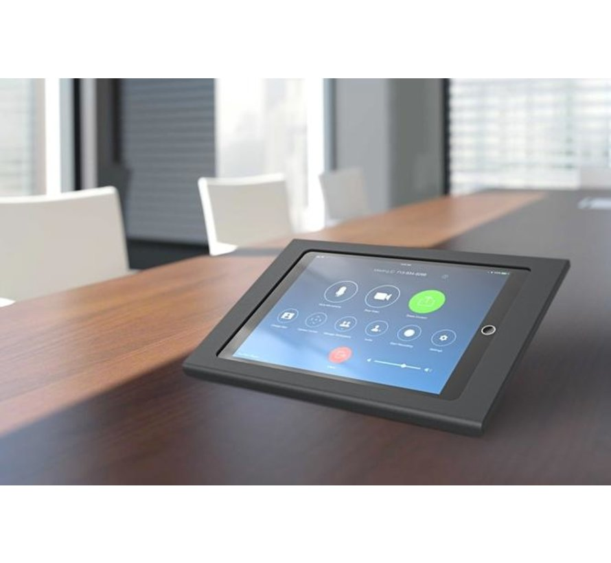 Zoom Rooms Console for iPad 9.7- Zwart