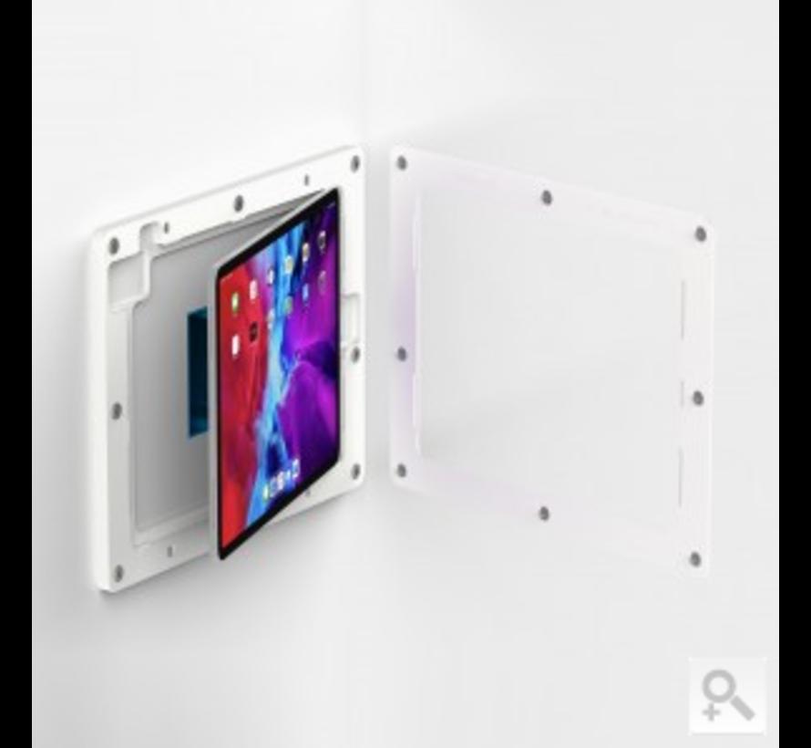 On-Wall iPad Pro 12.9 Gen.4 wandhouder  - Wit