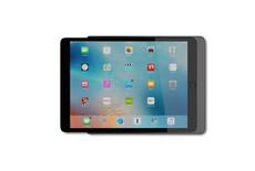 Nieuw bij Tabletsolution: Design aluminium iPad wandhouder domotica met docking van Displine