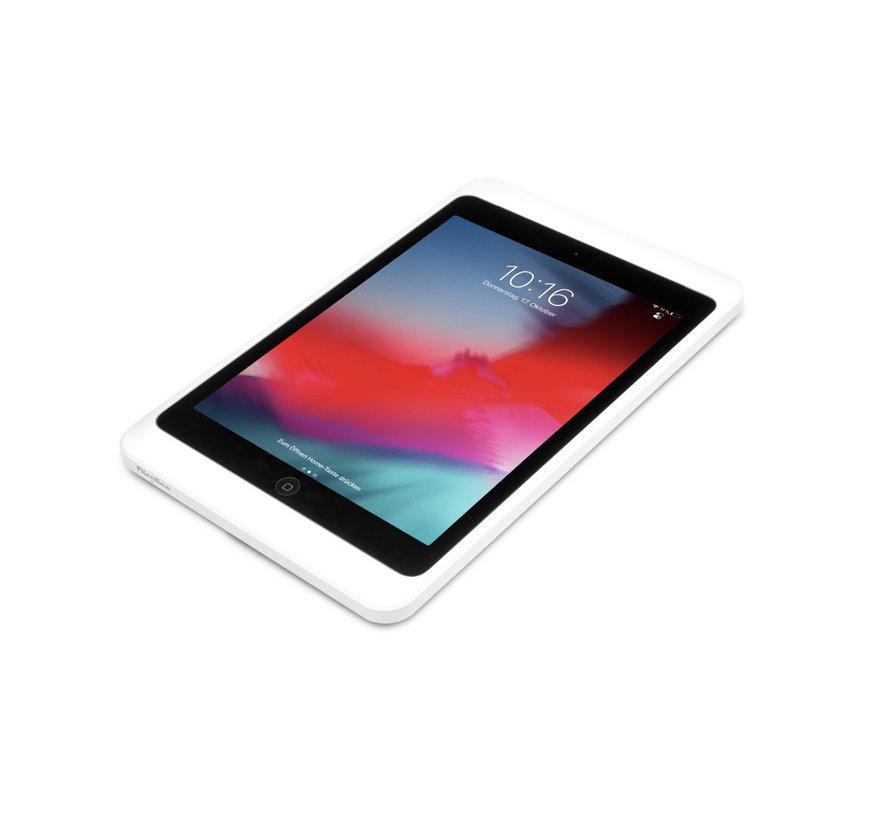 Dame Wall iPad 10.2/10.5 , Wit