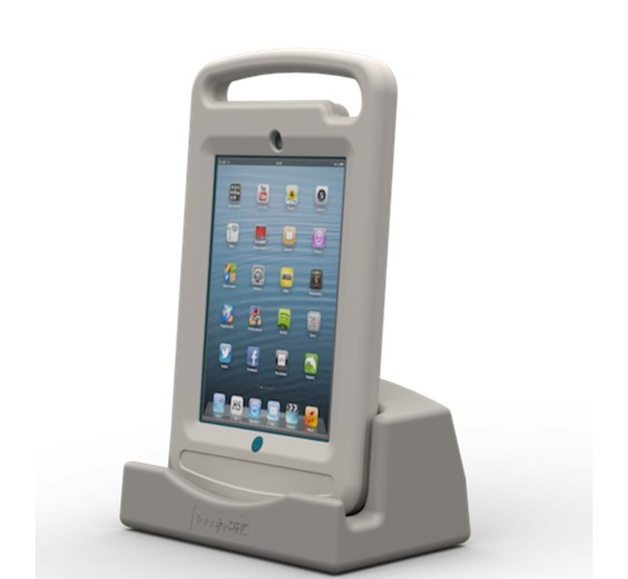 Tough-PAC iPad 10.2 beschermcase met handvat en docking