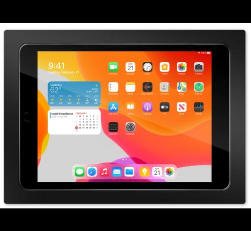 SimpliDock iPad  10.2  inbouw wandhouder