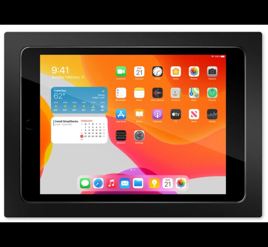 iPad  10.2  inbouw wandhouder