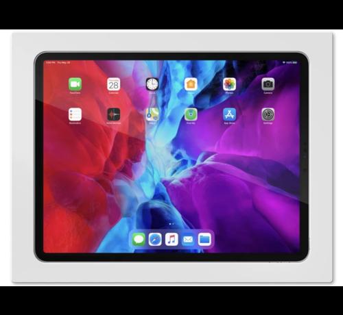 SimpliDock iPad Pro 12.9 Gen 3/4/5  inbouw wandhouder - Wit