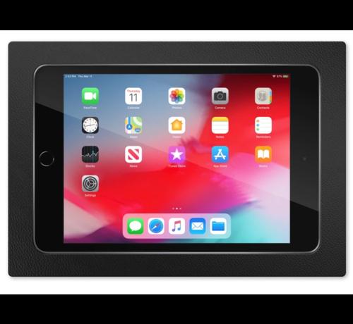 SimpliDock iPad Mini 4/5  inbouw wandhouder - Zwart
