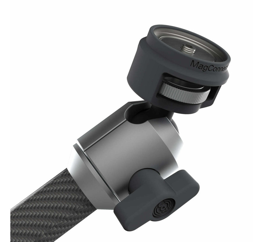 MagConnect™ Carbon Fiber C-Clamp Mount Dual (Mount Only) MMU116S