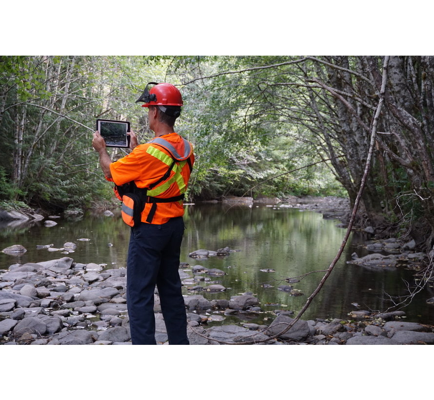 Ruxton high visibility Tablet Pack Small