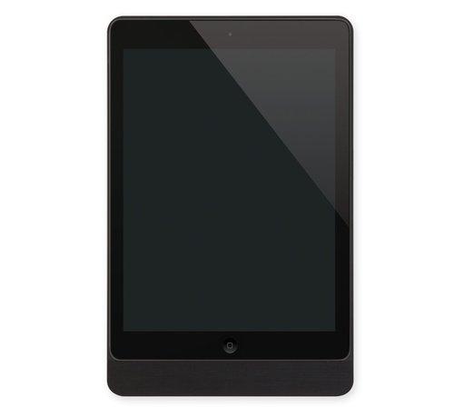 Basalte Eve wandhouder voor iPad 10.2 (7 & 8th) - Zwart
