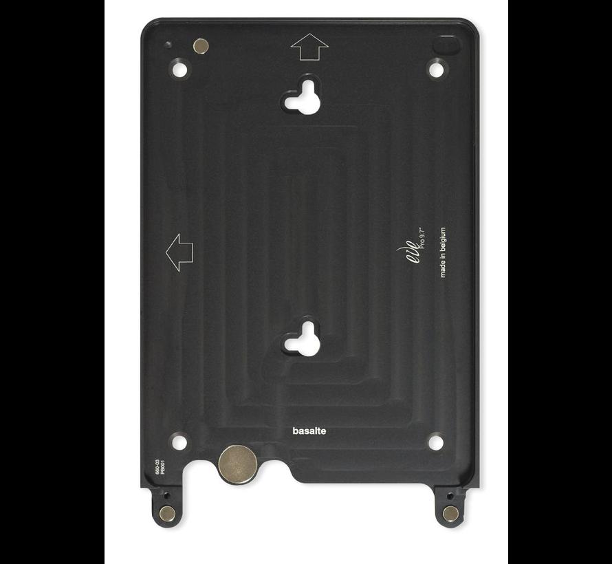 Eve wandhouder voor iPad 10.2 (7 & 8th) - Zwart