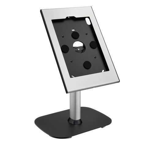 Vogel's Professional Tablock Tafelstandaard met voetplaat en Tablethouder set