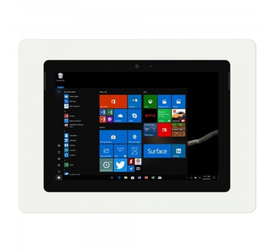 On-Wall Surface Go wandhouder -Wit