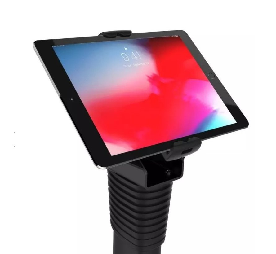 Universal Tablet Portable Floor Stand - Cling Adjustable