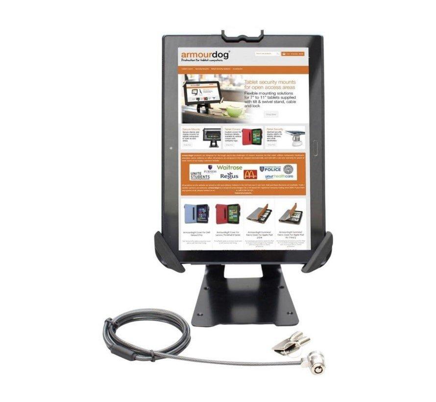"Armourdog® Universele 7-13"" kantelbare tablet  tafelstandaard"