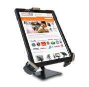 "Armourdog® Universele 7-13"" kantelbare tablet  tafelstandaard  - Max 28 mm"