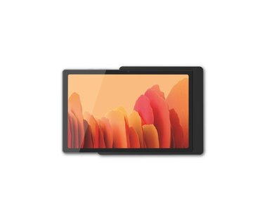 Displine Companion Wall Home Slide-in wandhouder Samsung Tab A7 10.4 Zwart