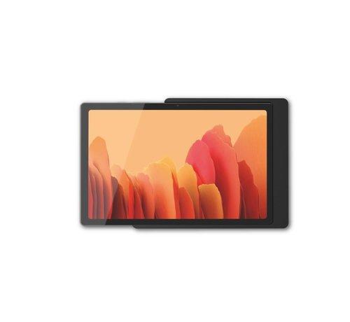 Displine Companion Wall Home Slide-in wandhouder Samsung Galaxy Tab A7 10.4 Zwart
