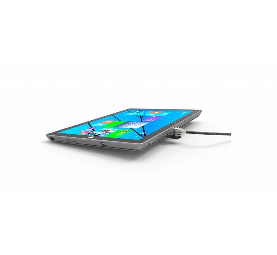 Blade, Universal Bracket Tablet Lock- Keyed versie