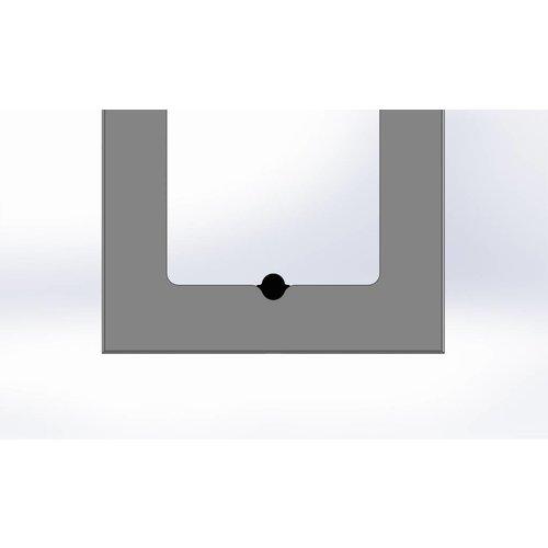 Tabboy XL iPad Pro 12.9 houder met anti-diefstal beveiliging
