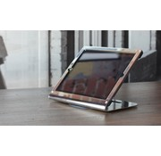 Heckler Design Windfall Stand Premium iPad Air & 9.7 polished RVS