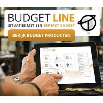 Tabletsolution Budget Line