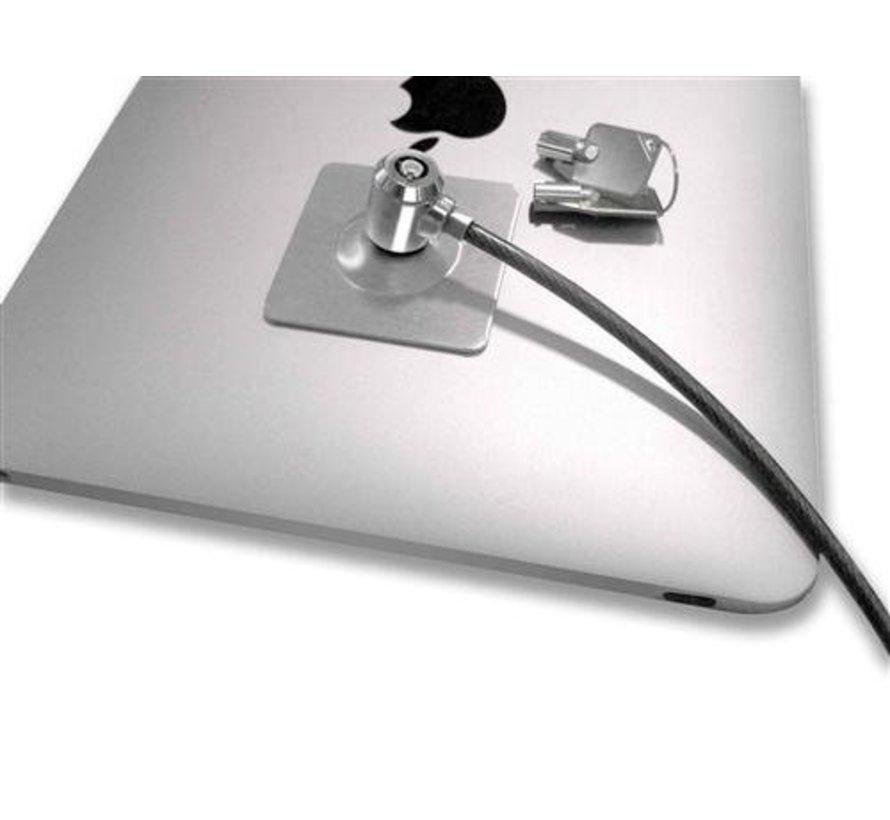 Secure tafelstandaard Wit