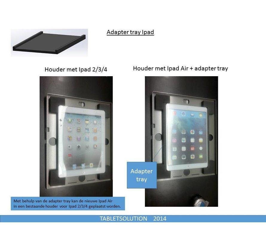Adapter tray iPad Air