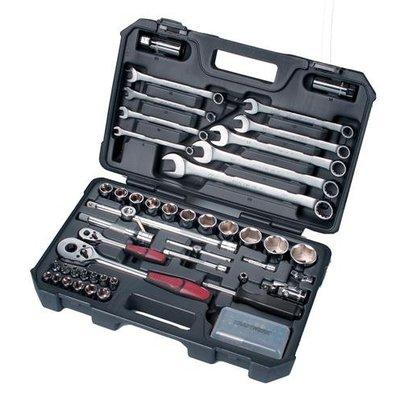 Kraftwerk 84-teiliger Werkzeugsatz im koffer