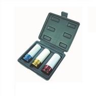 Automotive tools 3 Sechskant Kraftsteckschlüssel-Einsätze-Satz