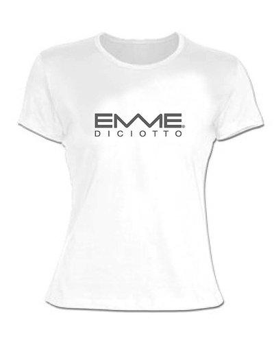 EMME Diciotto - EMME18 Bedrukte T-shirts - wit