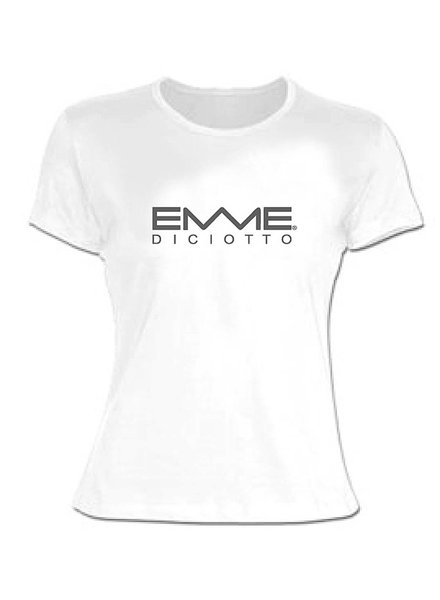 EMME Diciotto - EMME18 T-shirts - white