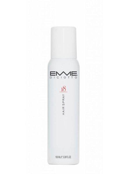 18 Hair Spray 100ml