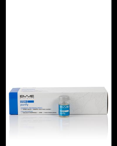 Purify anti dandruff preventive ampoules