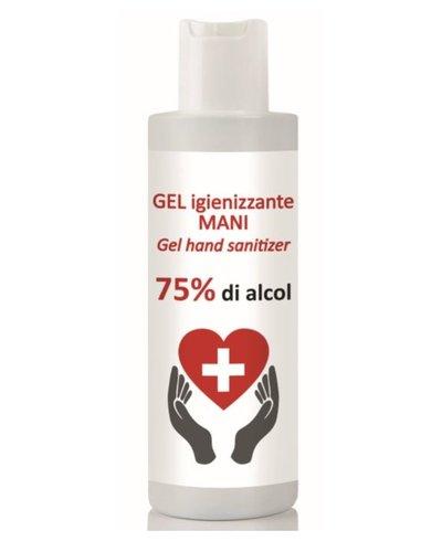 Desinfecterende handgel 75% alcohol