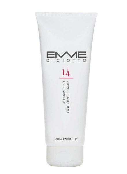 14 Colored Hair 250ml Shampoo