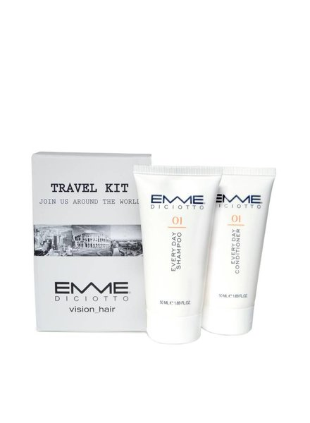 travel kit - 01 every day 50ml