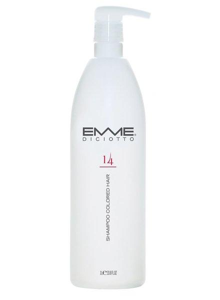 14 Shampoo Colored Hair 1 Liter
