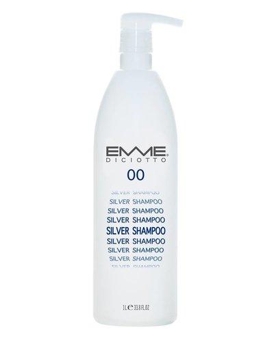 00 Silver Shampoo 1 Litre