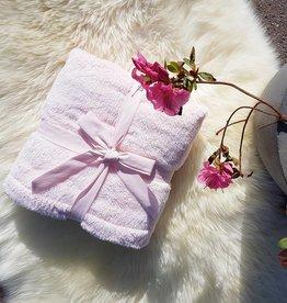 La Jolie Deken teddy klein - Roze