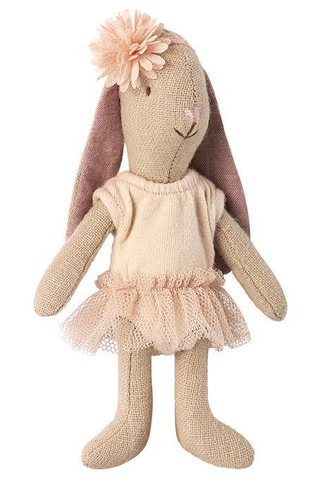 Maileg Balletpak voor konijn Micro of grote zus muis, Maileg