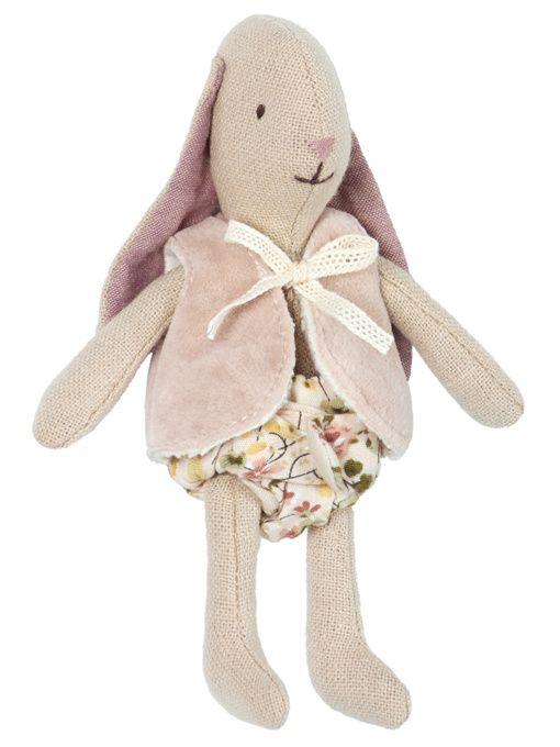 5a16bde9e5906a Knuffel konijn met hangoren 13 cm, Maileg - La Jolie