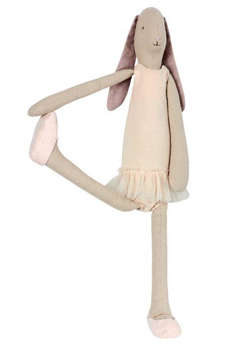 Maileg Knuffel konijn Ballerina Medium, Maileg