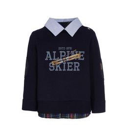 Lapin House Jongens trui Alpine Skier